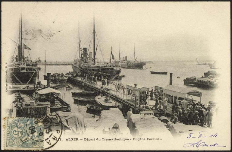Departure, Migration