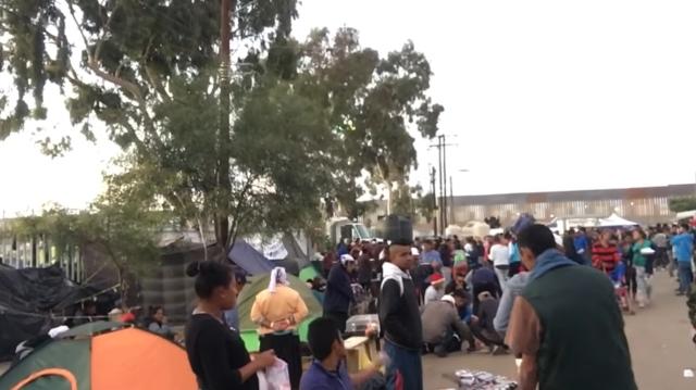 Luke Rudkowski, We Are Change, US, Mexico, Border, Tijuana, Migrant, Caravan
