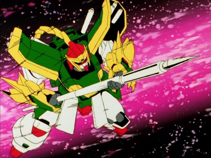 Mobile Fighter G Gundam, G Gundam, Anime, 10, Domon Kasshu, Rain Mikamura, Sai Saici, Dahal Muhammad