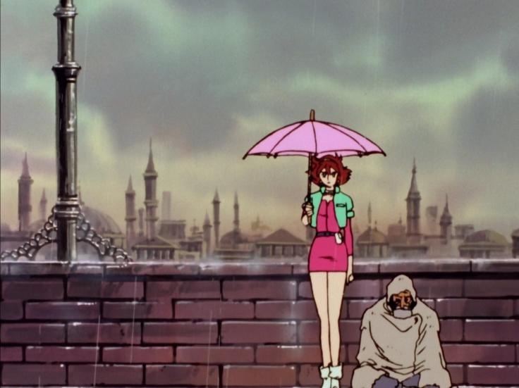 Mobile Fighter G Gundam, G Gundam, Anime, 11, Domon Kasshu, Rain Mikamura, Saette, Neo-Japan, Neo-Turkey, Dark Gundam, Devil Gundam, DG Cells
