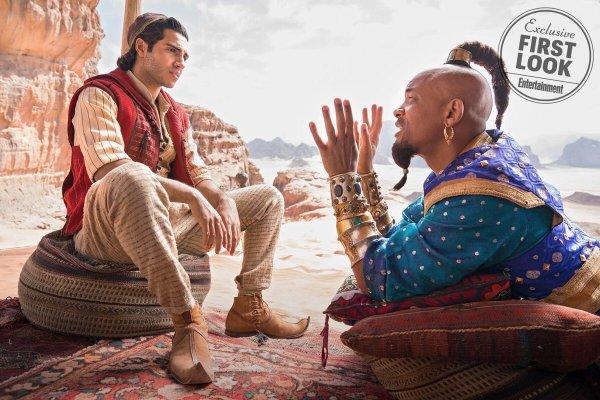 Disney, Aladdin, Genie, Djin, Africa