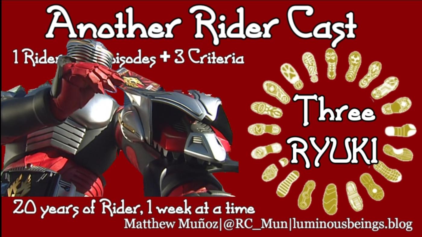 Kamen Rider, Kamen Rider Ryuki, Masked Rider, Ryuki, tokusatsu, podcast