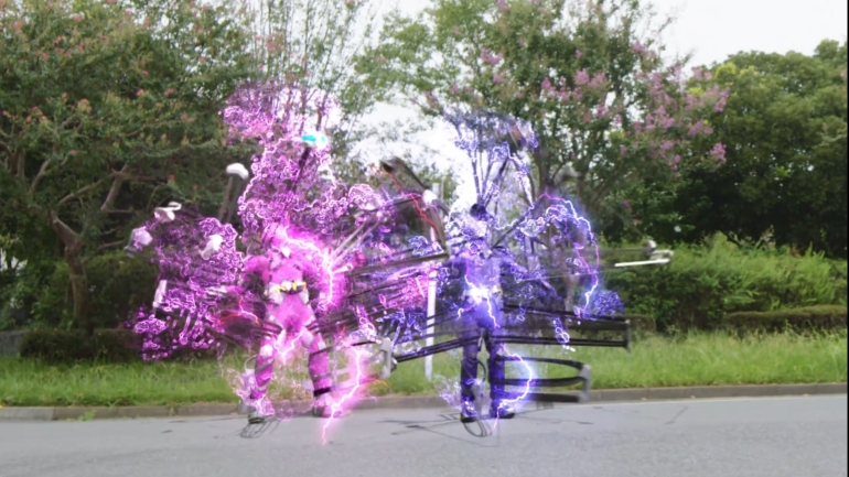 Kamen Rider Zero-One 9, Magear, Jin, Horobi
