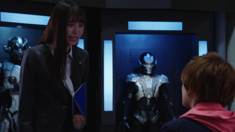 Kamen Rider Zero-One 9, Izu, Yaiba Yua, Aruto