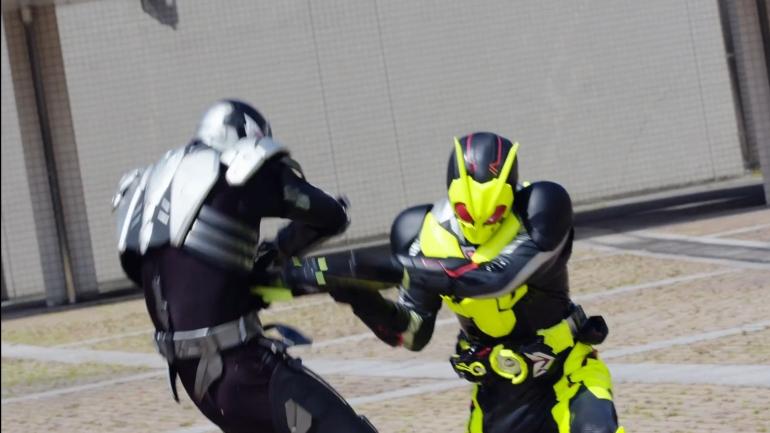 Kamen Rider Zero-One 9, Gigar, Aruto, Humagear, Magear