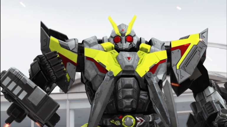 Kamen Rider Zero-One 9, Gigar, Aruto, Izu, Humagear, Magear