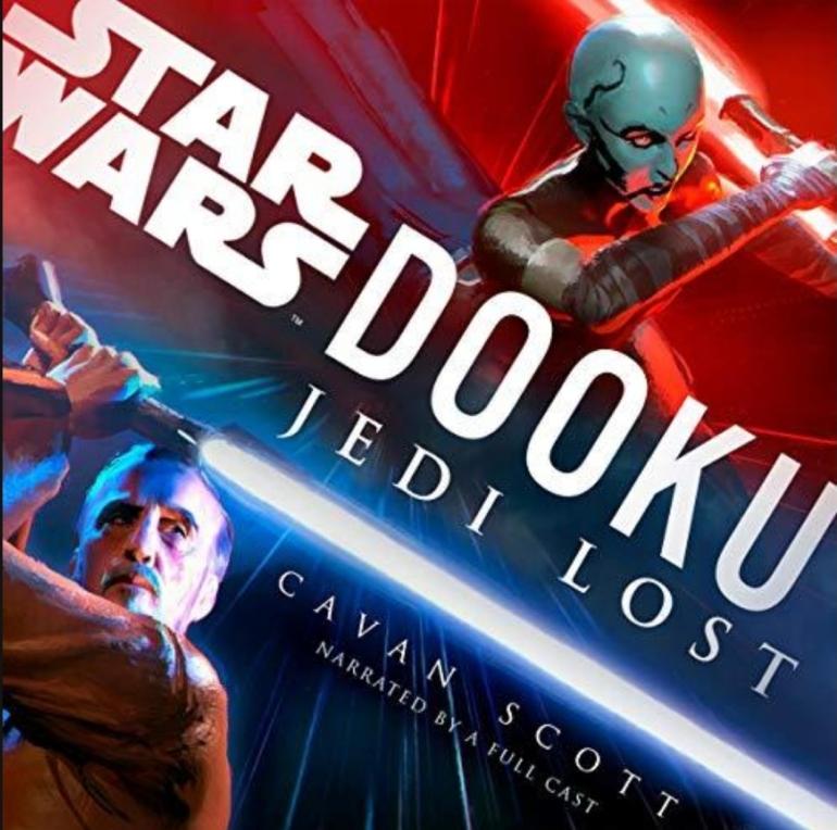 Star Wars, Dooku. Cavan Scott, Jedi Lost