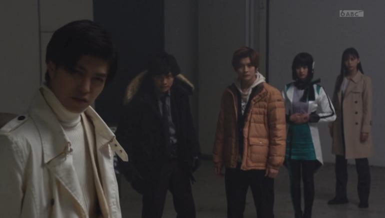 Kamen Rider, Kamen Rider Zero-One, Amatsu Gai, Isamu Fuwa, Yaiba Yua, Aruto Hiden