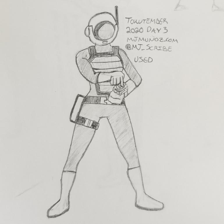 Team Optimum, Super Solo, tokusatsu