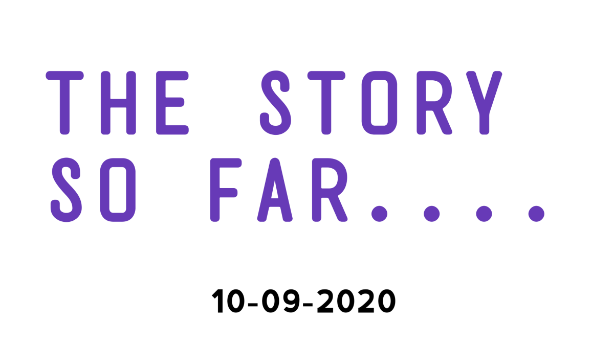 The Story So Far 1, 10-09-2020, October 09, 2020, More Than Milk, Children's Picture Book