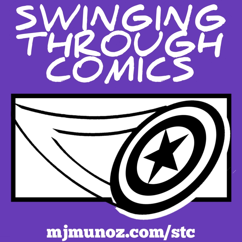 Swinging Through Comics, Podcast, comic book, album, stc