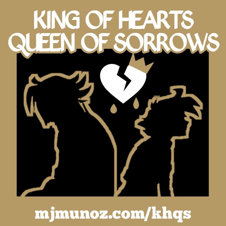Mobile Fighter G Gundam, King of Hearts Queen of Sorrows, KHQS, podcast, album, 2020, Domon, Rain