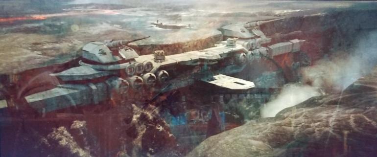 mandalorian, chapter 12, siege, concept art, imperial, base