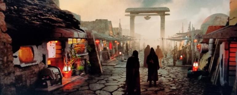 mandalorian, chapter 12, siege, concept art, navaro