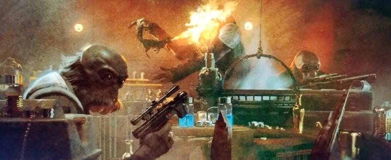 mandalorian, chapter 12, siege, concept art, raiders, fire fight, fire squirrel