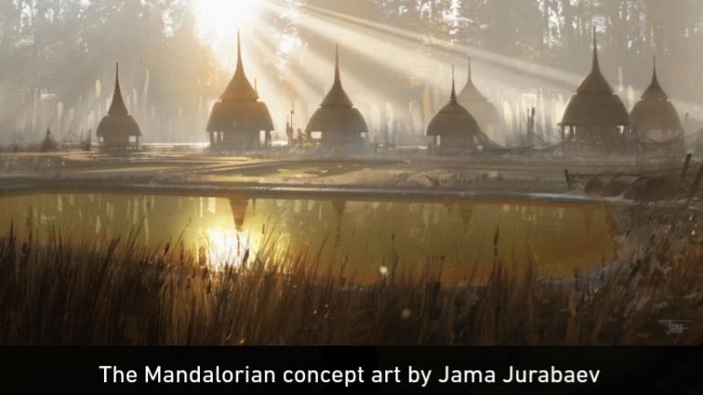 The Mandalorian, Mandalorian, Sanctuary, Fooly Operational, Farm