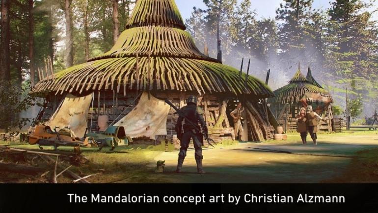 The Mandalorian, Mandalorian, Sanctuary, Fooly Operational, Village