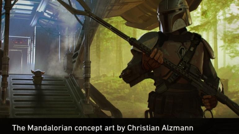 The Mandalorian, Mandalorian, Sanctuary, Fooly Operational, Mando, Child