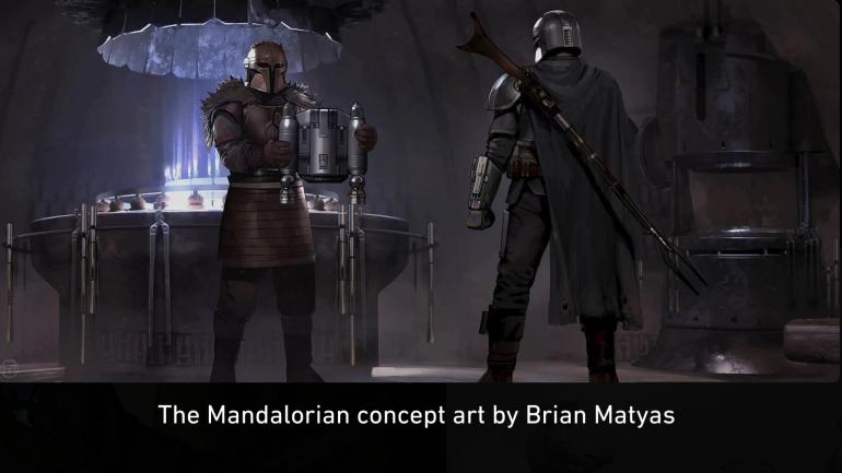 Mandalorian, Concept Art, Chapter 8, Redemption, Rising Phoenix