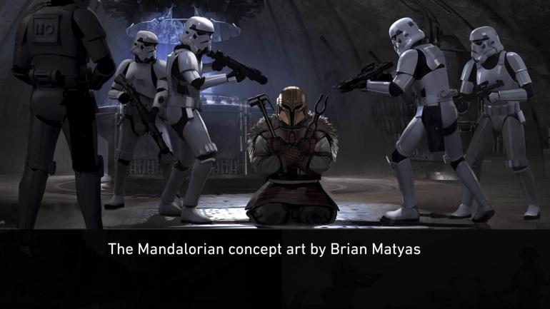 Mandalorian, Concept Art, Chapter 8, Redemption, Armorer, Storm Troopers