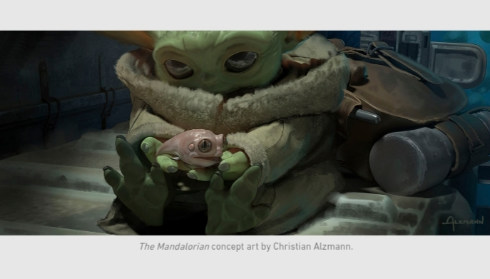 Star Wars, The Mandalorian, Chapter 11, Child, Tadpole