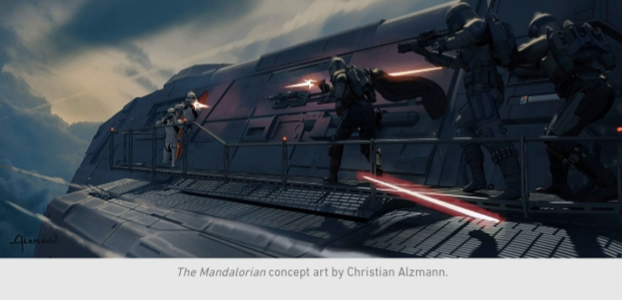 Star Wars, The Mandalorian, Chapter 11, Attack