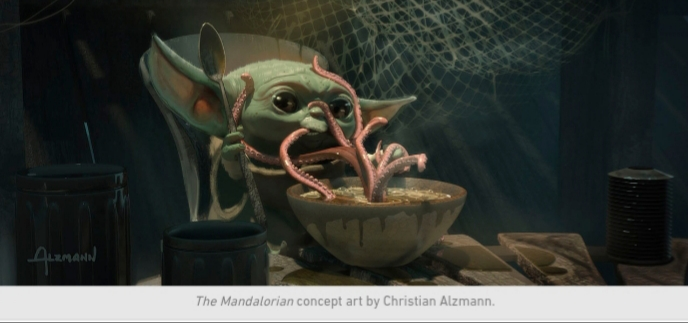 Star Wars, The Mandalorian, Chapter 11, Child, Chowder
