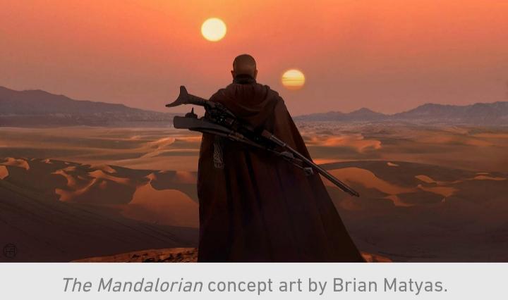 Star Wars, The Mandalorian, Chapter 9, Boba Fett, Twin Suns