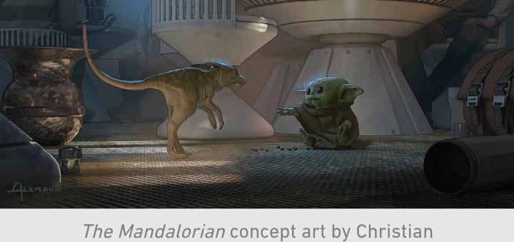 Star Wars, The Mandalorian, Chapter 9, Child, Baby Yoda, Cantina, Creature