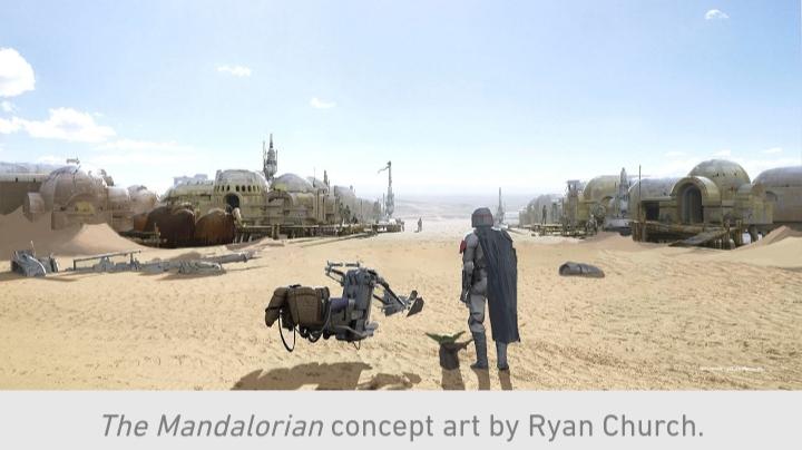 Star Wars, The Mandalorian, Chapter 9, Din Djarin, Child, Mos Pelgo
