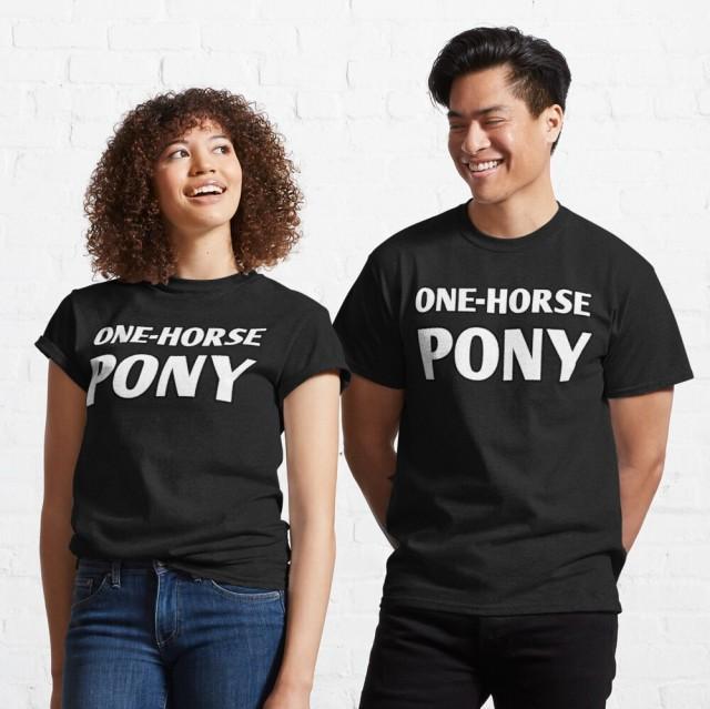 one-horse, pony, biden, gaffe