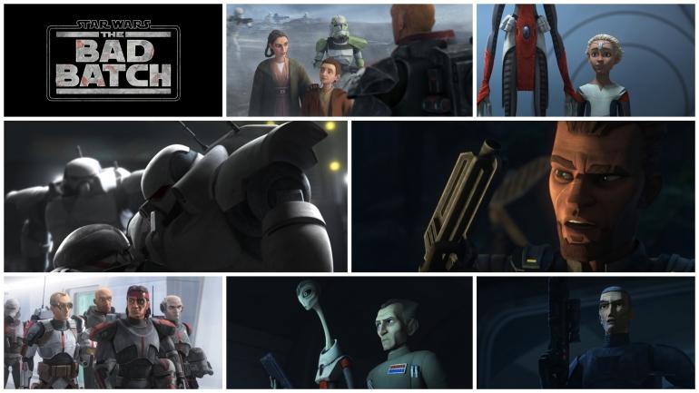 Star Wars, Bad Batch, Clone Wars, Fooly Operational, Order 66