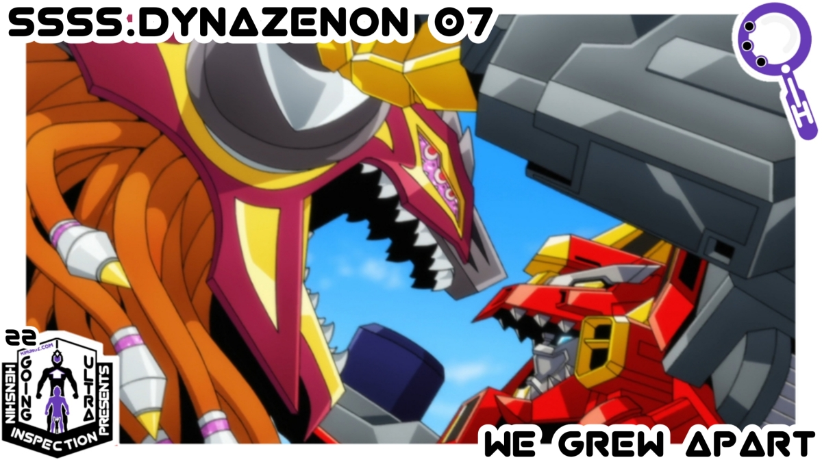 SSSS.Dynaenon, kaiju, dynazenon, 07, What Is Our Reason for Coming Together, Anti, Gridknight, Alliance, Knight, SSSS.Gridman